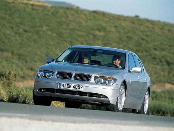 Why Do People Mock BMW Series Quora - 745 i bmw