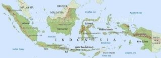 Is The Island Of Bali Located In The Pacific Ocean If So What Is - Where is bali located
