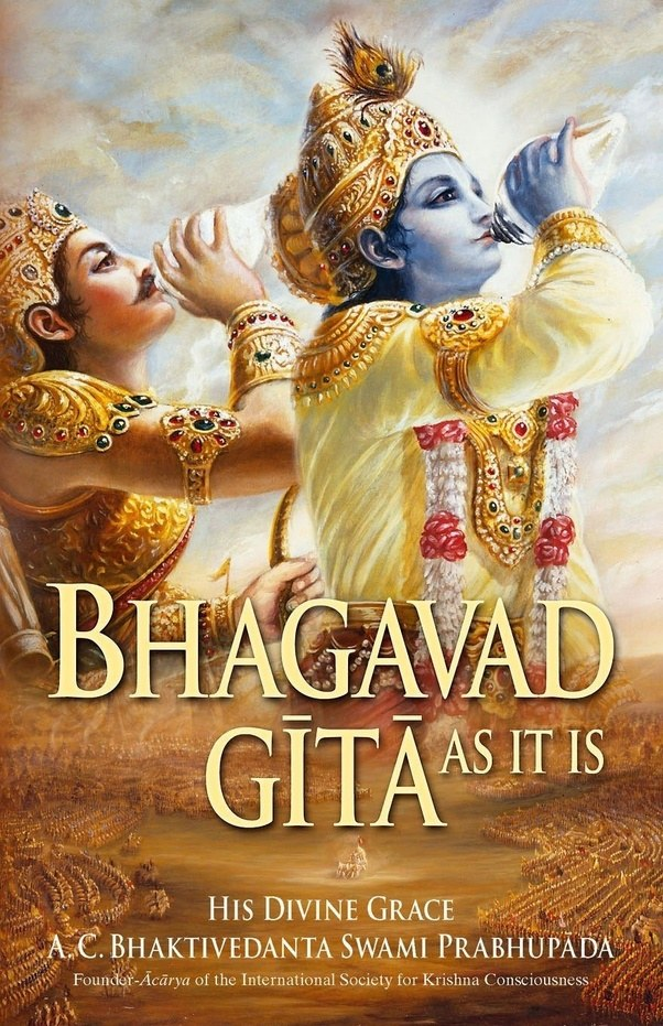 Which bhagavad gita book should i read quora the other edition of the gita is the most widely read edition of the gita around the world its the bhagavad gita as it is this is unbelievably fandeluxe Image collections