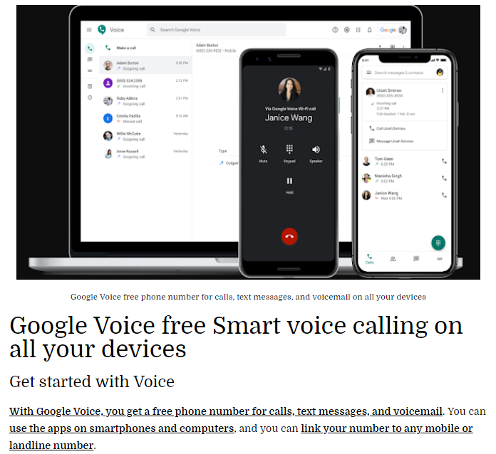 Which app gives free phone numbers? - Quora