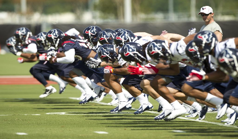 How to get into a training camp with a poorly performing NFL Team - Quora