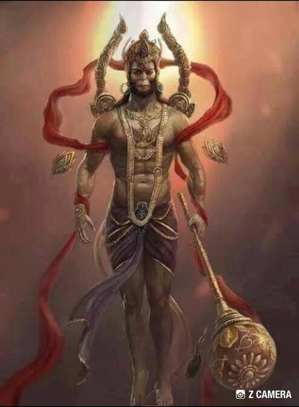 what are some epic photos of hanuman quora