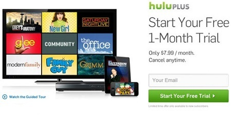 How long is the Hulu Plus free trial? - Quora