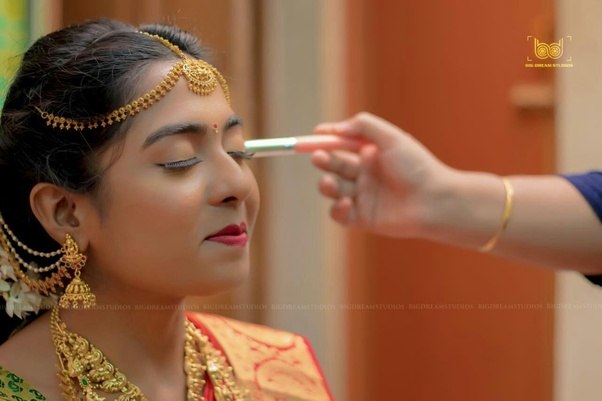 You are just a call away from your beautiful look on your wedding/reception. Reach out to us for your creative needs. Check out our website: Best Makeup ...