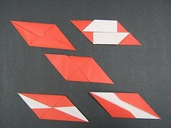 What Are Some Popular Modular Origami Units