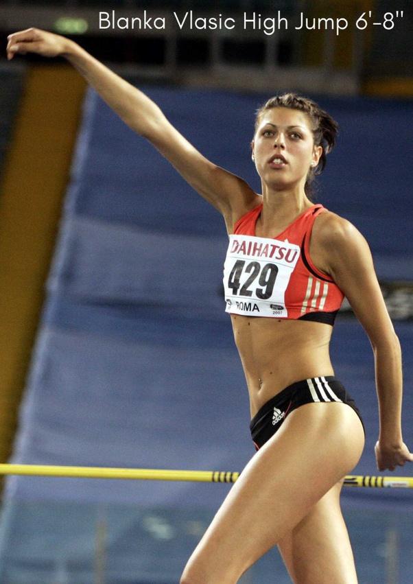 Sexy Athletic Teen Girl