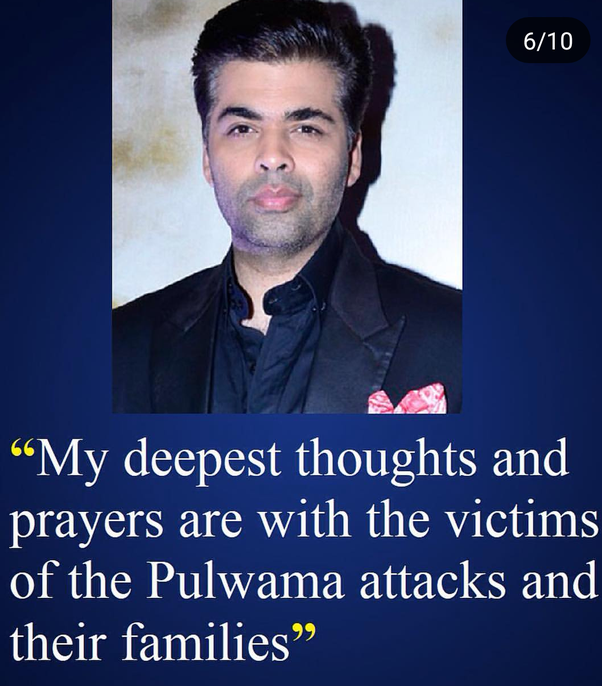 Which Are Some Of The Best Quotes Of The Pulwama Attack