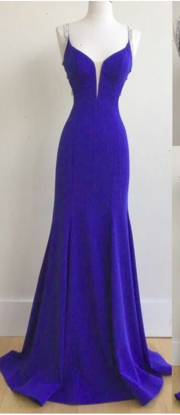 Best Makeup For Royal Blue Gown Raveitsafe
