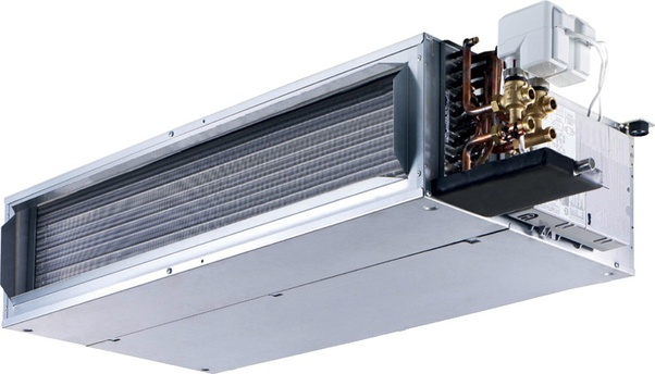 heat pumps what are fan coil units quora. Black Bedroom Furniture Sets. Home Design Ideas