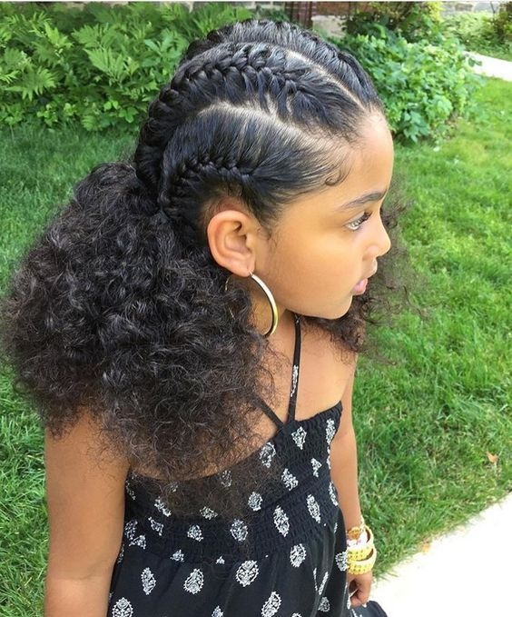 Astounding We Are White Parents To An Adopted 5 Year Old African American Natural Hairstyles Runnerswayorg