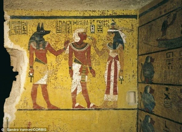 They Painted So As To Tell Us Who They Were, How They Looked Like And Their  Way Of Life (rituals, Ceremonies, Wars Etc.)
