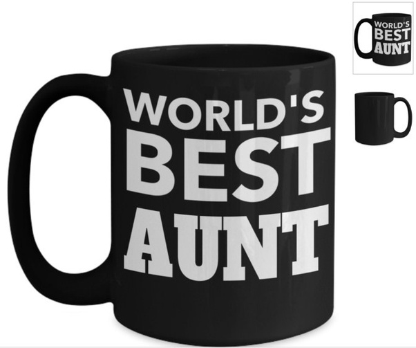 great aunt mug best aunt 15oz coffee mug great aunt gifts birthday gift for aunt aunt and niece gifts aunt gifts from nephew worlds best aunt - Christmas Gifts For Aunts