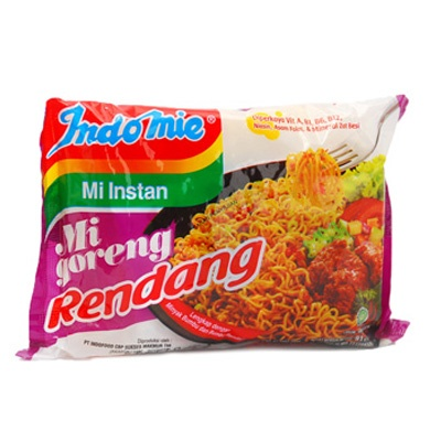indomie pricing Indomie is a brand of instant noodle by indofood, the largest instant we provide a large selection of indomie instant noodles, including flavors such as original, spicy, rendang, bbq chicken, satay.