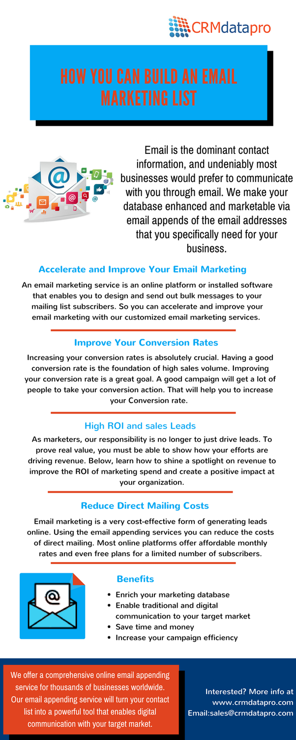 Which broker has the largest or most comprehensive email marketing