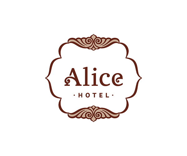 What are some of the best hotel logos quora for Hotel logo design