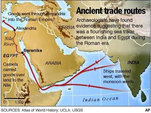 How did the ancient indian kings get gold and diamonds quora a lot of gold influx came through the roman traders who brought the indians gold in exchange for commodities gumiabroncs Gallery