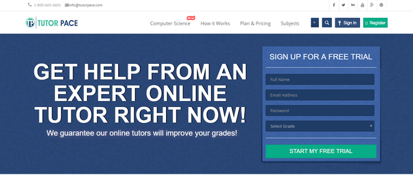 What are the best websites students can go to for tutoring help? - Quora