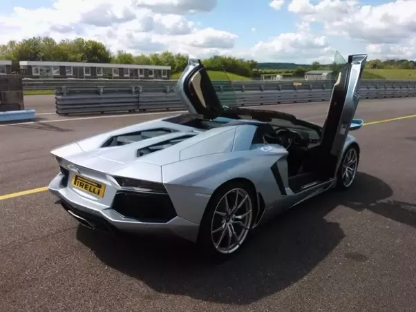 How does it feel to own and drive a Lamborghini? - Quora Gold Lamborghini Aventador Rev Limiter on