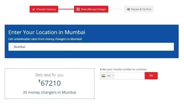 Forex exchange dealers in mumbai