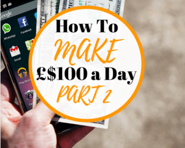 How to make 100 dollars a day with cryptocurrency