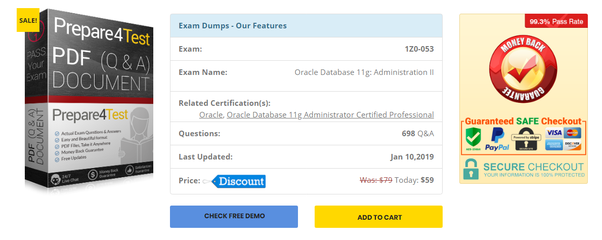 Ocp Oracle Database 11g Administration Ii Exam Guide Pdf