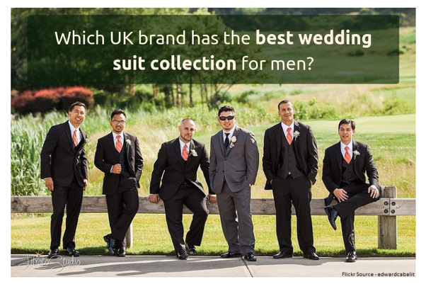 Which Uk Brand Has The Best Wedding Suit Collection For Men Quora