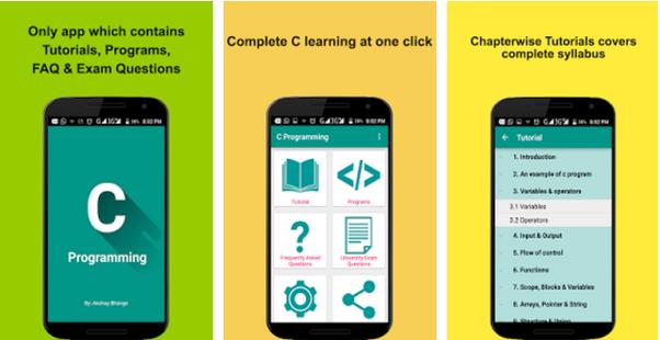 C Programming App - Download - Appdodo.com