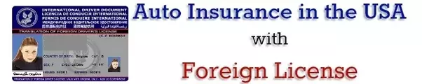 International License Car Insurance In Pennsylvania