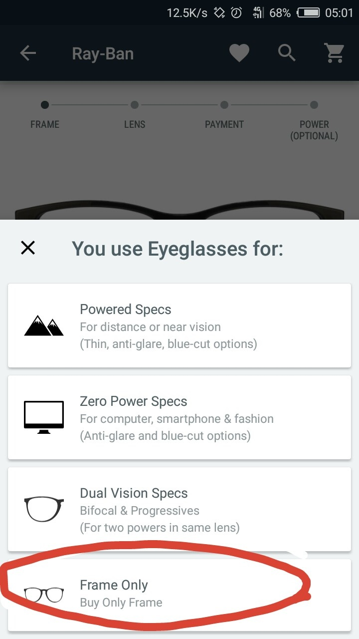 """5b5504db6c5f Please note, you'd not be able to see this option on 99% free frames. Even  if you see an option to purchase """"frame only"""" on a free frame; it wouldn't  be ..."""
