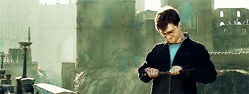 If harry potter was the rightful owner to the elder wand for Most powerful wand in harry potter