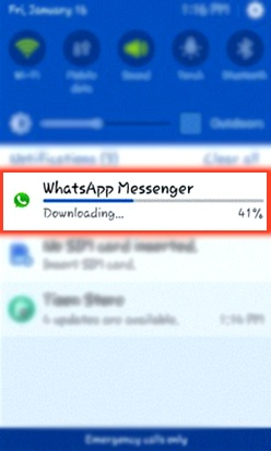 Can I download GB WhatsApp with a Samsung Z4? - Quora