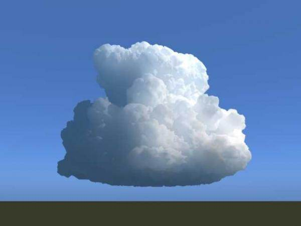 Why Do Clouds Appear Fluffy Quora