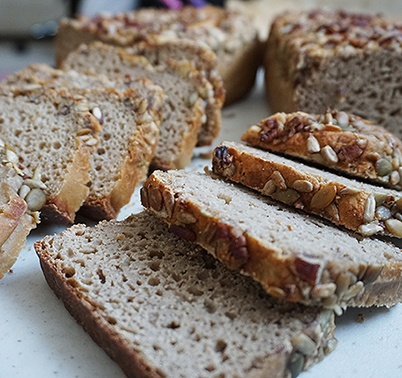 What Are Some Good Recipes For Gluten Free Bread That Is