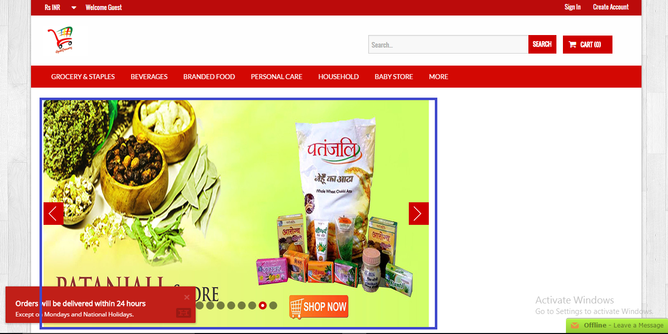 How to start an online grocery store - Quora