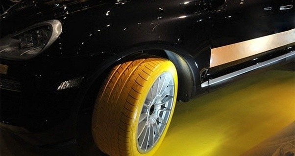 Why Are The Tyres Of Car Black Cant It Be Any Other