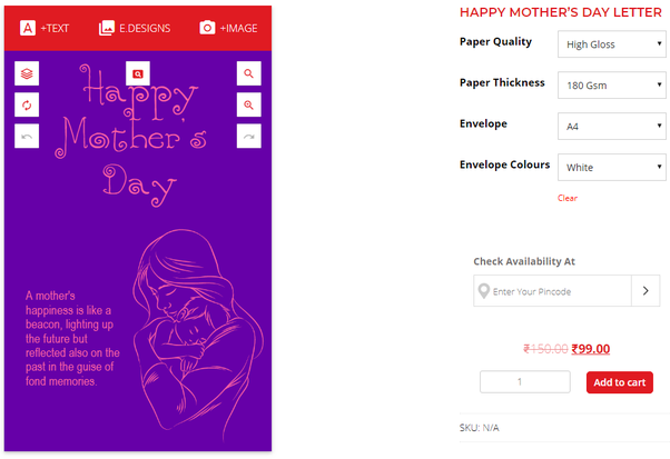 Letter Online Brings You Some Eye Catching And Stunning HAPPY MOTHERS DAY