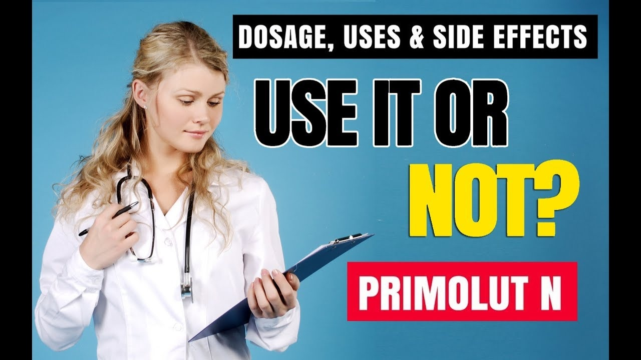 What are the risks of taking Primolut N during pregnancy