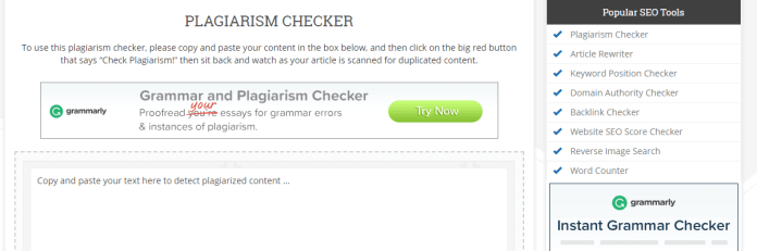 research paper check for plagiarism online