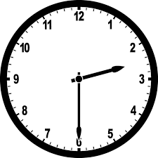 What Is Angle Between Hands Of A Clock At 2 30 Quora
