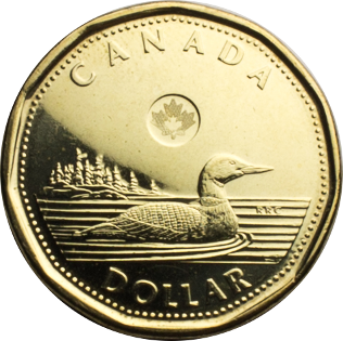 Canadian Two Dollar Coin Stock Photo - Getty Images