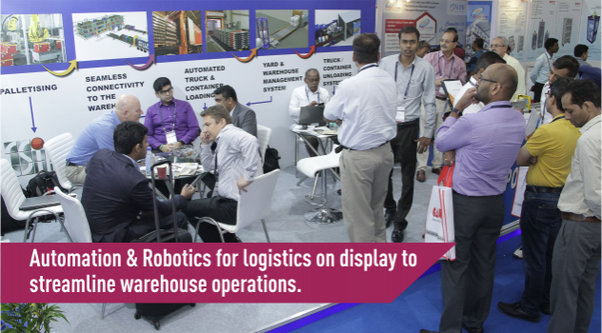 Which is the biggest event in warehousing and logistics in India
