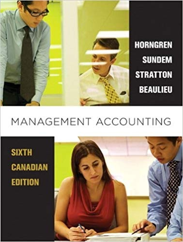 Pdf] management accounting, sixth canadian edition with.