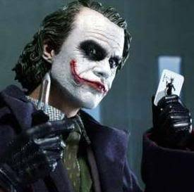 how many times do we see the joker without makeup quora. Black Bedroom Furniture Sets. Home Design Ideas