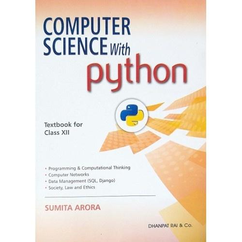 Where can I get a PDF of Sumita Arora's book (Python) for