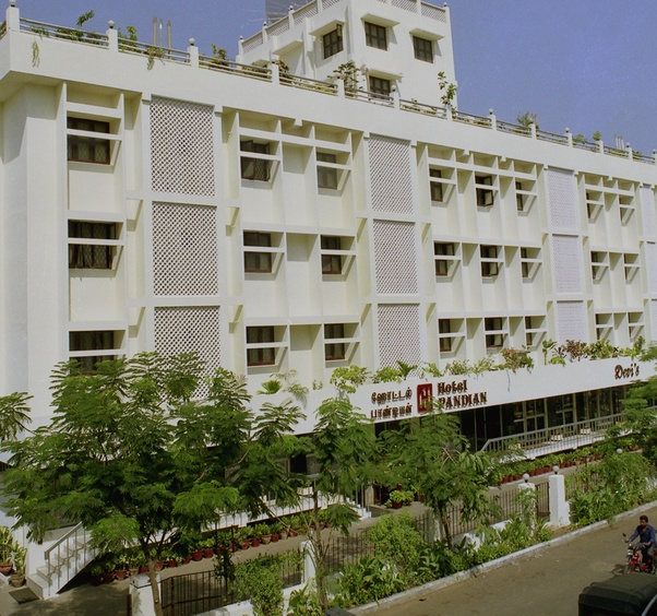 What Are The Best Hotels In Chennai Quora