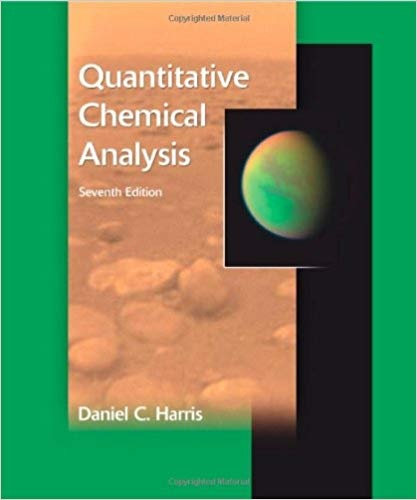 Which is the best book for chemical analysis? - Quora