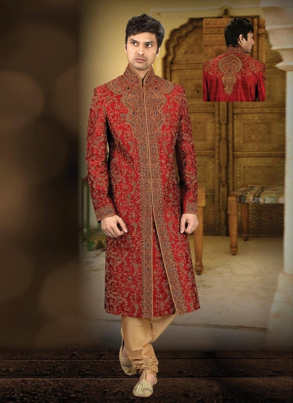 What Is The Difference Between Sherwani And Achkan? Which