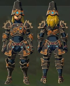 What Is The Best Armor In Breath Of The Wild Quora