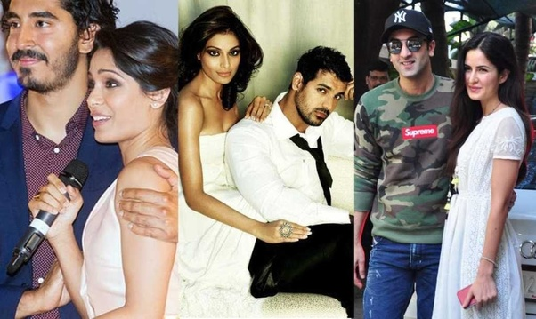 Which couple has the longest relationship in Bollywood? Both