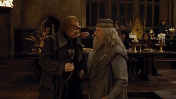 If The Real Alastor Moody Got To Teach At Hogwarts What Could Ve